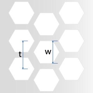 lochbleche-sechskantlochung-versetzt