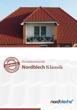 Broschüre Dachpfannenprofil