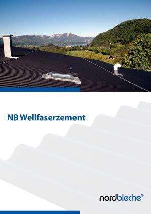 NB Wellfaserzement - Faserzemtplatten