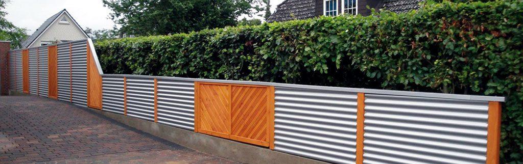 Die zeitlose Welle als Schutz für Ihr Grundstück