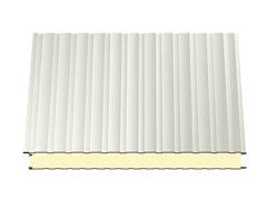 Iso Wand VB, RAL 9002