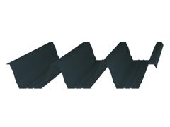 Hochprofil 135/310, RAL 7016