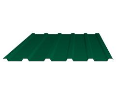 Nordblech 35 negativ Dach, 6005