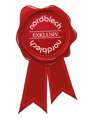 Nordblech Exklusiv-Siegel