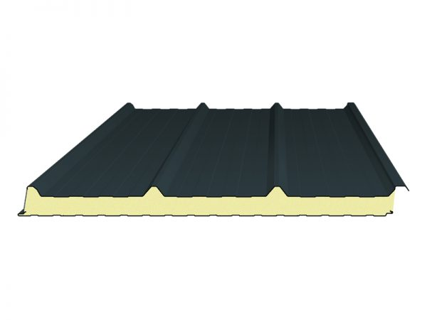 Iso-Dachprofil-40/333-RAL7016